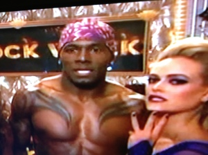 Donald Driver Dancing with the Stars