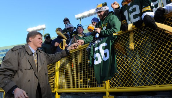 Packers President/CEO Mark Murphy