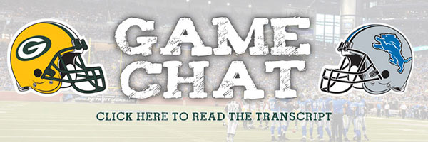 Game Chat Click to read the transcript