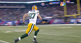 Packers WR Jordy Nelson 61-yard TD catch