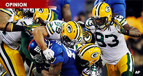 Packers must become more physical