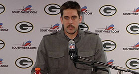 Aaron Rodgers: Hopefully we remember this feeling