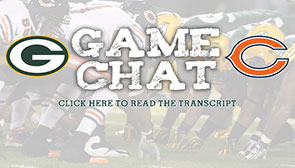 Game Day Chat Week 15