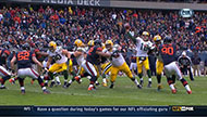 QB Aaron Rodgers Video Highlights
