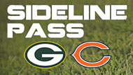 Sideline Pass: Packers at Chicago