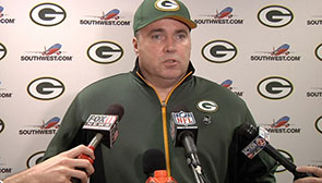 Mike McCarthy: Tough, tough loss