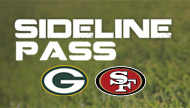 Sideline Pass NFC Divisional Playoff