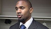 Defensive Back Charles Woodson