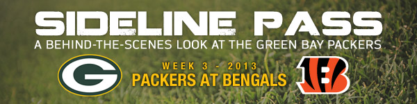 Green Bay Packers vs. Cincinnati Bengals