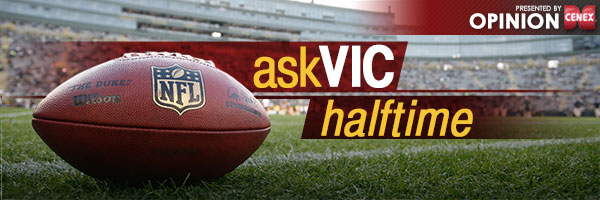 Ask Vic Halftime