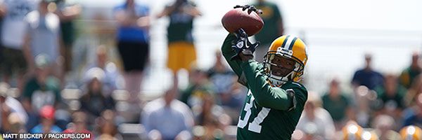 Packers CB Sam Shields