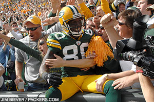 WR Donald Driver