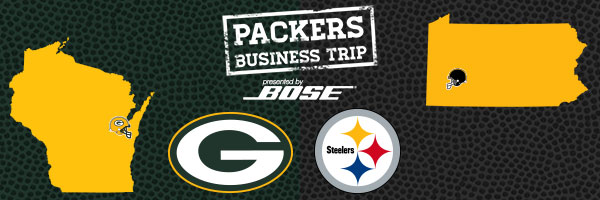 Green Bay Packers vs. Pittsburgh Steelers
