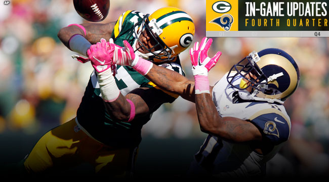 Rams News Now >> Green Bay Packers Official Blog News Now Packers 5 0 After Win